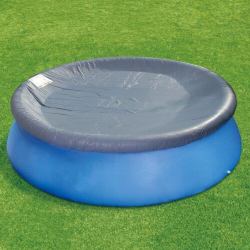 Copertura PISCINA ø366 cm per BESTWAY INTEX Telo di copertura pioggia telone per Fast Set piscina