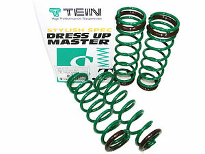 Tein-S-Tech-Lowering-Springs-Set-88-91-Civic-amp-CRX-100-Genuine-ska36-aub00