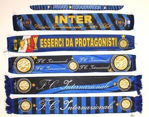 Sciarpa FC Inter Milan Champions League Fan Shop Calcio ...