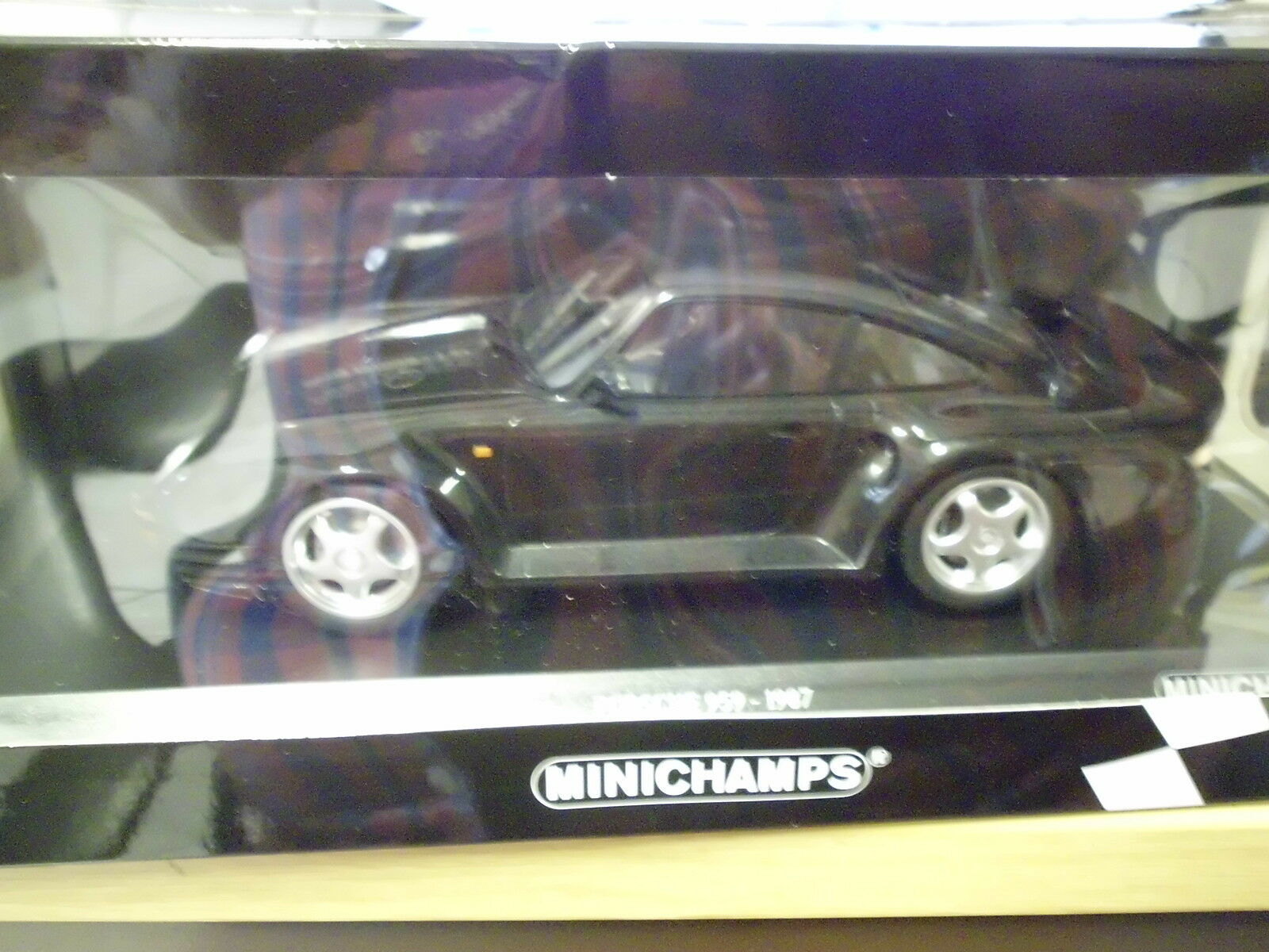 centro comercial de moda Minichamps 155066205 1 18 Porsche 959 1987 1987 1987 gris metalizado nuevo embalaje original  compra en línea hoy