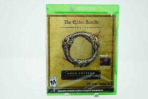 Elder-Scrolls-Online-Gold-Edition-walmart-exclusive-Xbox-One-Brand-New
