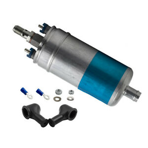 HIGH-POWER-255-LPH-IN-LINE-OUTSIDE-TANK-FUEL-PUMP-UNIVERSAL-0580254910-NUEVO