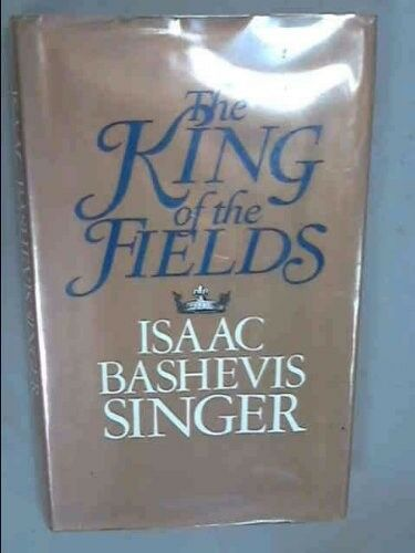 The King of the Fields, Very Good Books