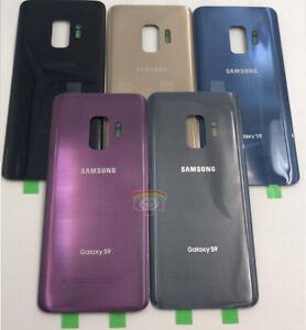 OEM-Samsung-Galaxy-S9-S9-Plus-Bateria-Trasera-Puerta-Trasera-Cubierta-De-Vidrio-De-Repuesto