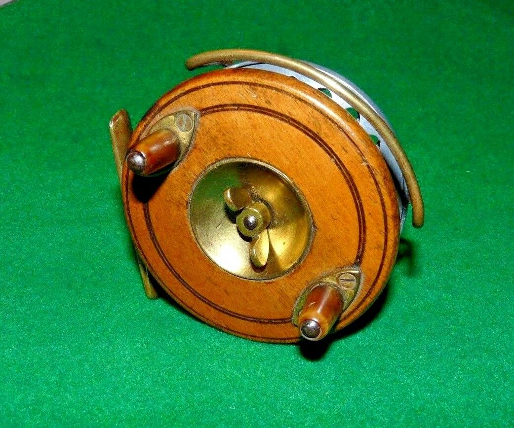 FOSTERS OF ASHBOURNE    THE RELIANCE   NOTTINGHAM PATTERN SUPER , COLLECTORS REEL  clearance up to 70%