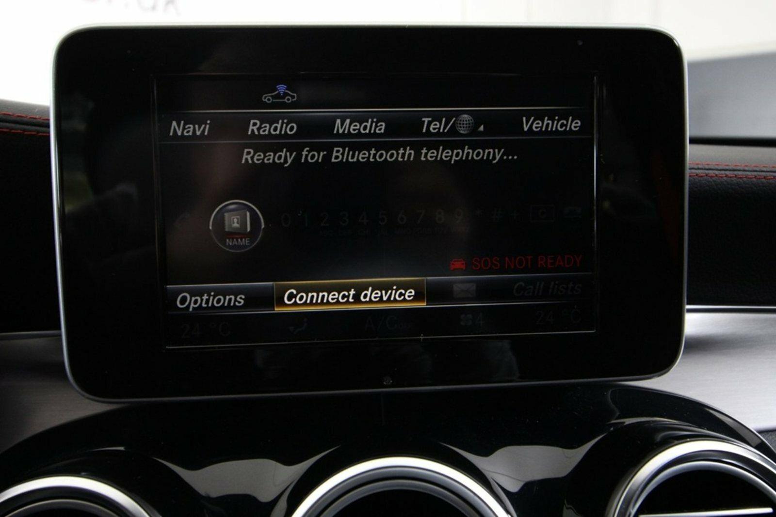 Mercedes C43 AMG stc. aut. 4-M Van