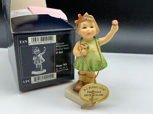 Hummel-Figurine-793-Herzlich-Willkommen-3-7-8in-With-1-Choice-Top-Condition