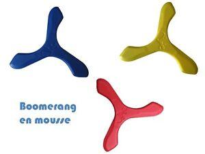 Boomerang D'intérieur Et Extérieur En Mousse, Indoor/outdoor, Schaum Bumerang Nc9thdwj-07183746-790241248