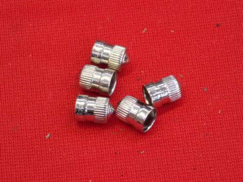 1934-56 Ford Mercury NOS Correct schrader valve stem caps  48-1017-B