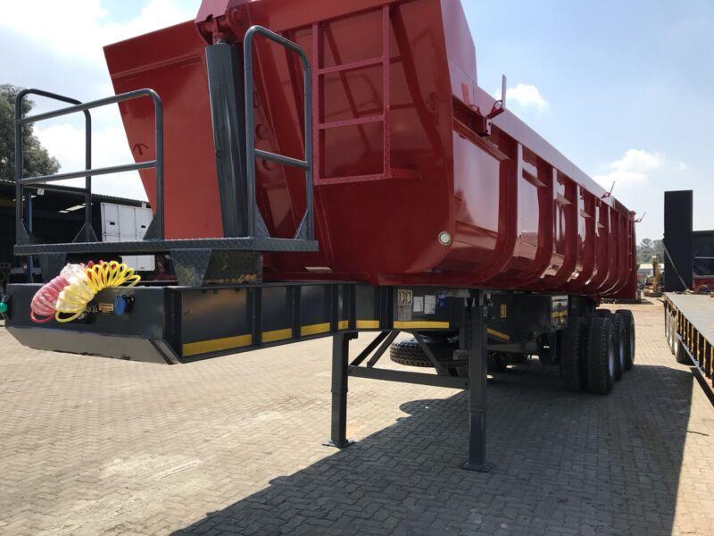 New PR trailer sloper tippers | Kempton Park | Gumtree