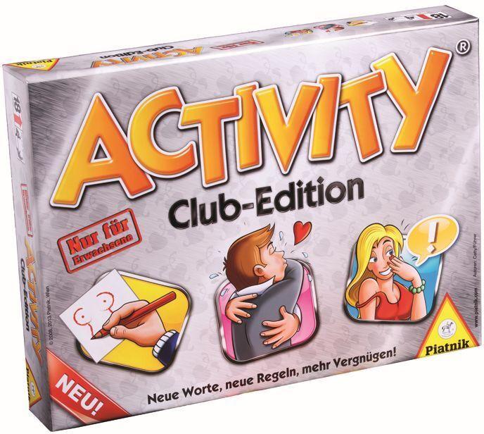 Piatnik - Activity Club Edition Neu