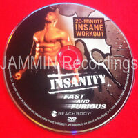 Insanity - Fast And Furious - Dvd -