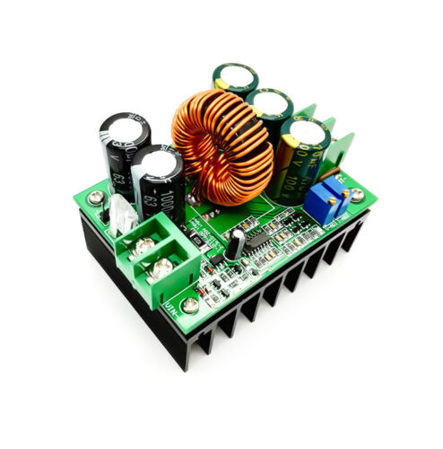New DC12-60V to 12-80V 1200W Boost Constant Current Step-Up Converter Module