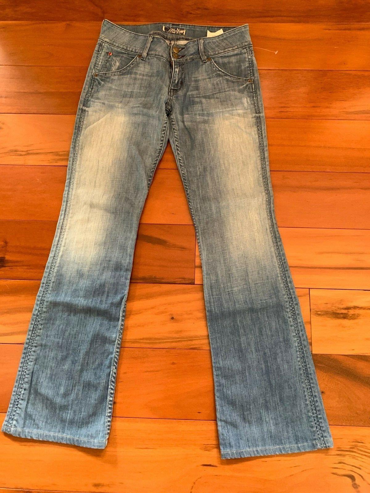 HUDSON JEANS Women's sz 28 Cotton Boot Cut - NEW