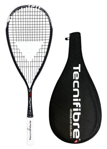Tecnifibre Carboflex 135 S Squash Racket RRP £125