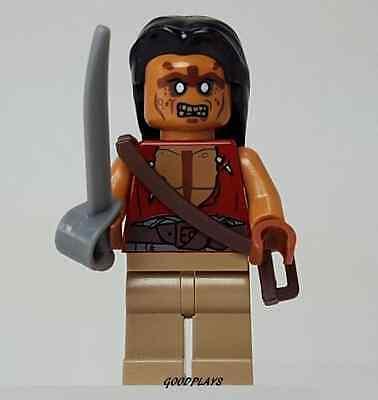 Lego® Fluch der Karibik Minifigur Yeoman Zombie aus Set 4195 Neu