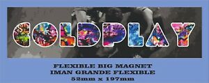 COLDPLAY-Mylo-Xyloto-FLEXIBLE-BIG-MAGNET-IMAN-GRANDE
