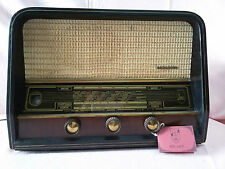 Rara RADIO EPOCA Italiana MARELLI RADIOMARELLI RD165 del 1955 ORIGINALE FUNZIONA