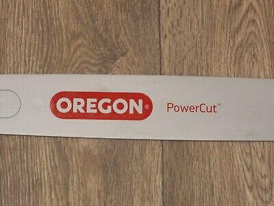 "3//8/"" Pitch Oregon 240RNDD025 PowerCut 24/"" Guide Bar .050/"" Gauge"