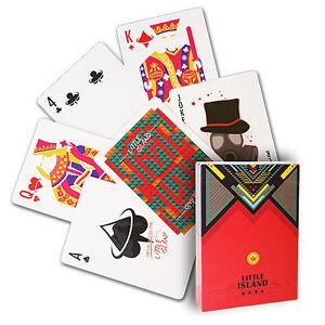 Kết quả hình ảnh cho LITTLE ISLAND PLAYING CARDS
