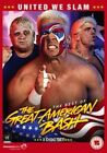 WWE United We Slam - The Best of Great American Bash 5030697027221 Region 2