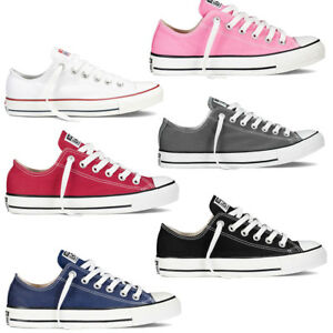 6cee845f8ebd58 Original Converse All Star Chuck Taylor Ox Classic Colours Size UK 3 ...