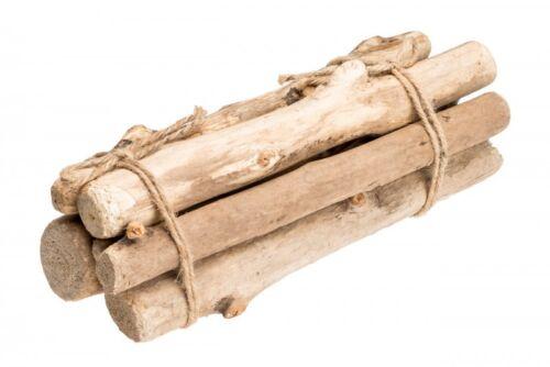 NaDeco® Pappel Treibholz Bündel 30cm BündelPoplar Sick bundleSchwemmholz