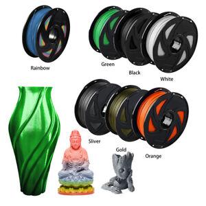 3D-Printer-Filament-PLA-1-75mm-1-Roll-Various-Colours-Rainbow-MakerBot-Parts