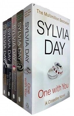 Sylvia Day Crossfire Series Collection 5 Books Set Captivated by You  9781405944960 | eBay