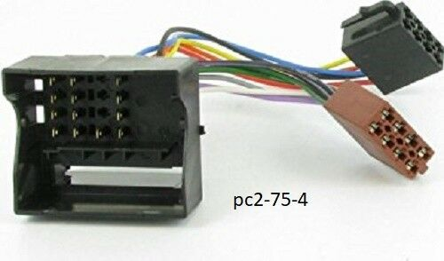 PC2-75-4 Mercedes-Benz Sprinter Vito ISO Stereo Head Unit Harness Adaptor Lead