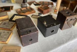 Vintage Dark Room Complete/3 Cameras