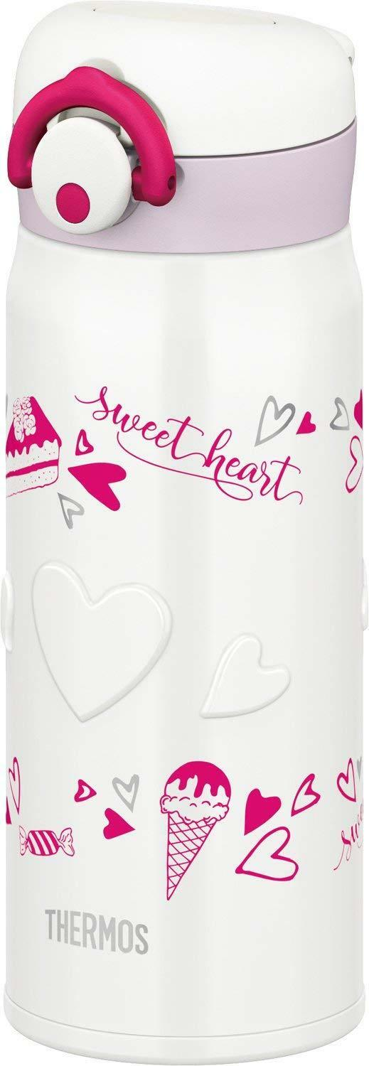Thermos Water Bottle, mug very cute  0.4L from Japan