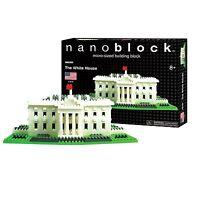 Nanoblock White House