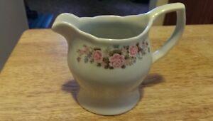 "Intellective Vintage Ceramic ""floral"" Pattern Creamer In Beautifull ""original"" Condition ! Ceramics & Porcelain"
