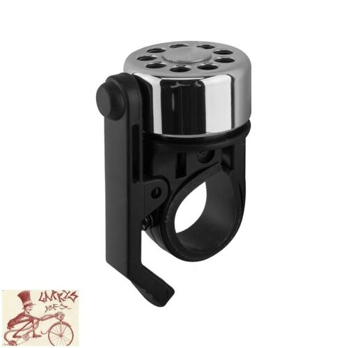 MIRRYCLE LOLO SILVER BICYCLE BELL