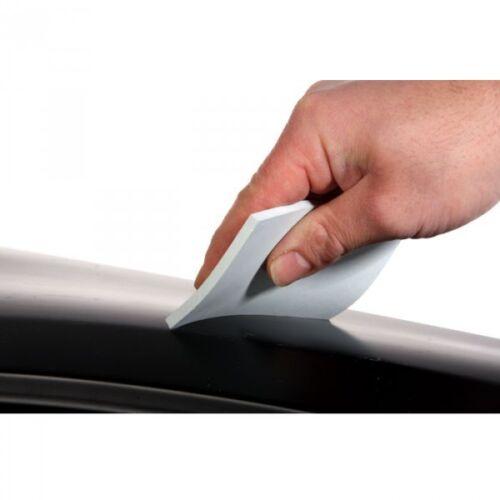 Caoutchouc de spatule 100x65mm flexible de spatule rubber spreader contours spatule NEUF