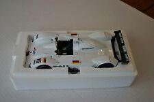 1/18 KYOSHO BMW V12 LMR #15 1999 LE MANS WINNER DELL DALMAS WINKELHOCK IN BOX