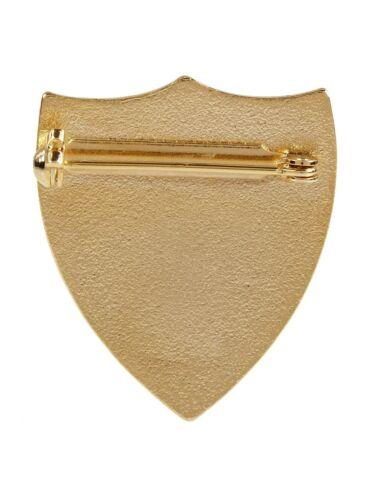 Wild /& Wolf Old School Vintage Dancing Queen Badge enamel pin shield Hen Stag Do