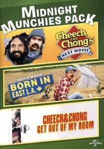 CHEECH & CHONG: TRIPLE FEATURE NEW DVD