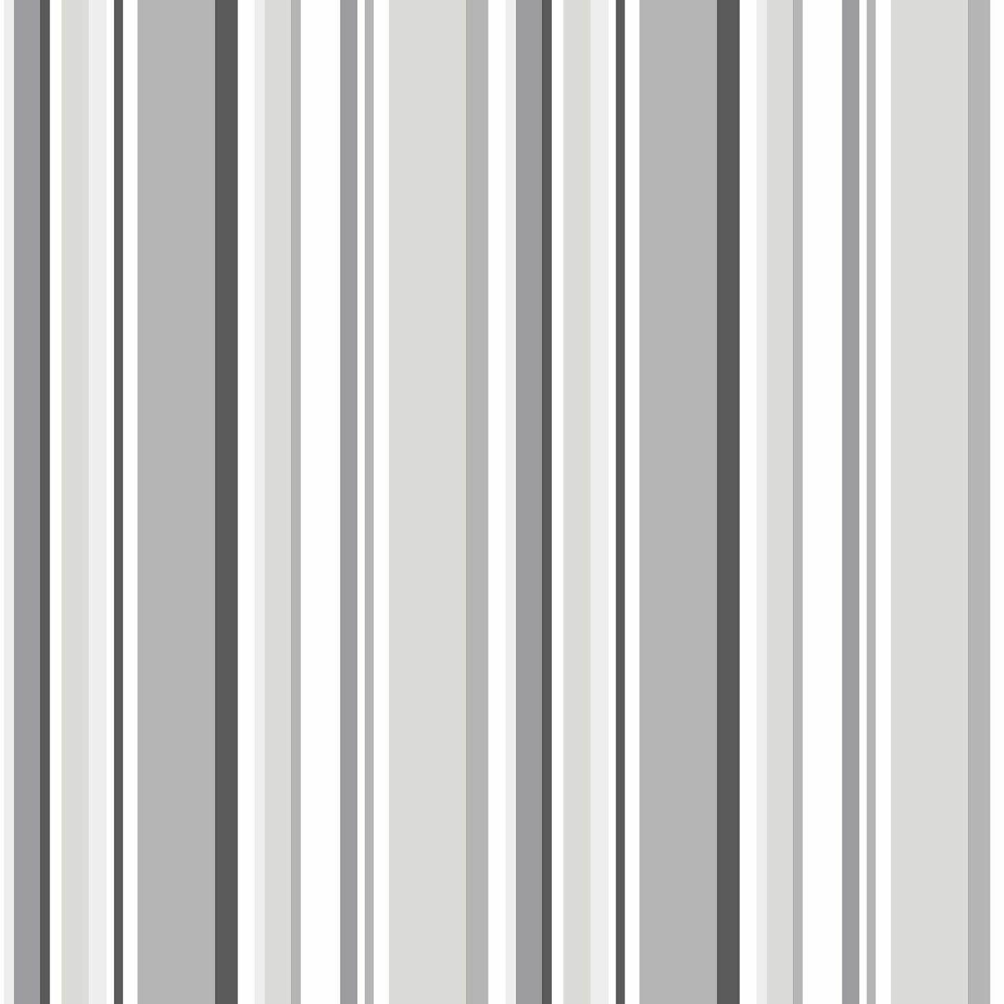 Essener Tapete Simply Stripes 3 SY33962 grey Streifen gestreift Vinyltapete