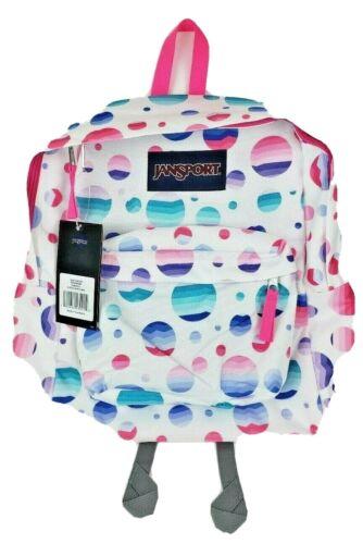 Jansport Superbreak Ombre Dot School Travel Backpack