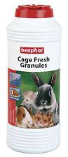 Beaphar Cage Fresh Granules Small Animal Hutch Granules Hamster Rabbit Rat 600g