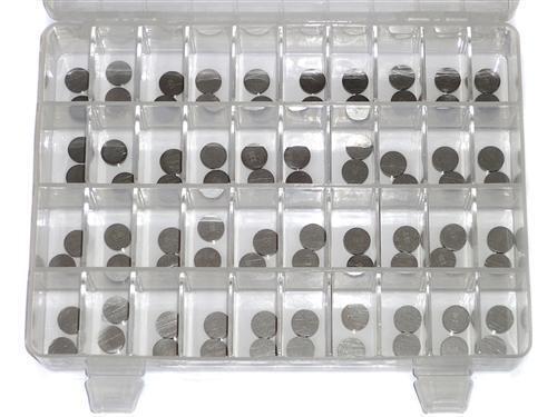 Set Ventilspiel Plättchen 3,50-5,45mm Toyota TA22 23 RA28 40 63 TE71 2T-G 18R-G