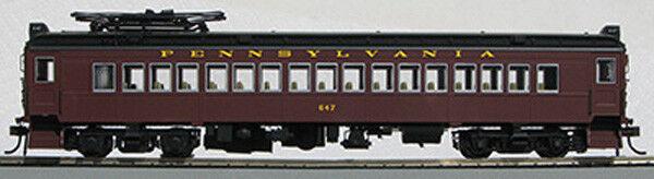 auténtico Ho Mump Mump Mump 54 Pennsy post guerra accionado Coche con ventanas de aluminio coche  603 (1-94772)  más vendido