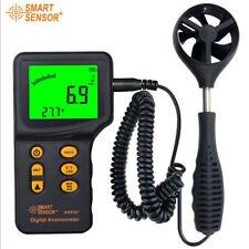 Grundanemometer AP-826A Anemometer windmesser digital Ausziehbarer