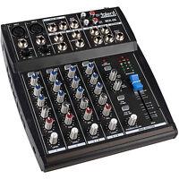 Talent Mix-06 6-channel Portable Mixer on sale