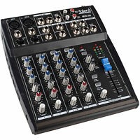 Talent Mix-06 6-channel Portable Mixer on sale