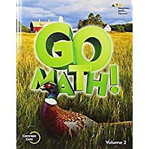 Go math go math student edition volume 2 grade 5 2015 2014 student edition volume 2 grade 5 2015 by houghton mifflin harcourt fandeluxe Image collections