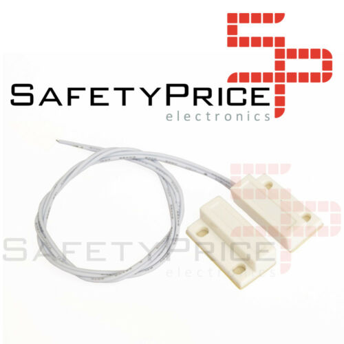 Sensor normalmente cerrado Interruptor Magnético MC-38 para Puertas o Ventanas