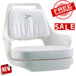 98395WH Attwood Boat Seat White Inc
